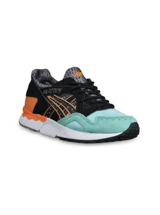 Кроссовки Asics Gel Lyte V Mint/Black/Orange/White