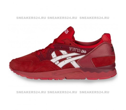 Кроссовки Asics Gel Lyte V Red/White