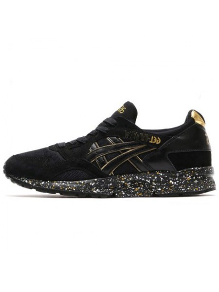 Кроссовки Asics Gel Lyte V Black/Gold