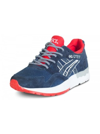 Кроссовки Asics Gel Lyte V Blue/Red/White