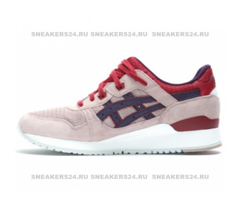 Кроссовки Asics Gel Lyte III Adobe Rose