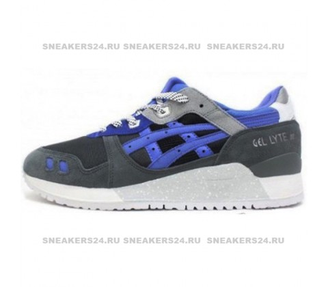Кроссовки Asics Gel Lyte III Grey/Blue