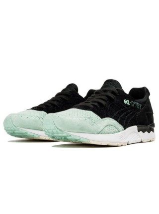 Кроссовки Asics Gel Lyte V Black/Mint