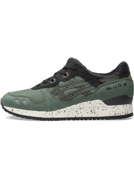 Кроссовки Asics Gel Lyte III Premium Green/Black
