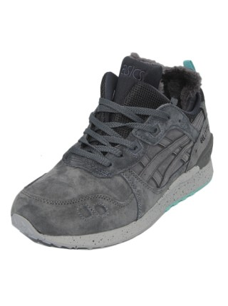 Кроссовки Asics Gel Lyte III MT Grey With Fur