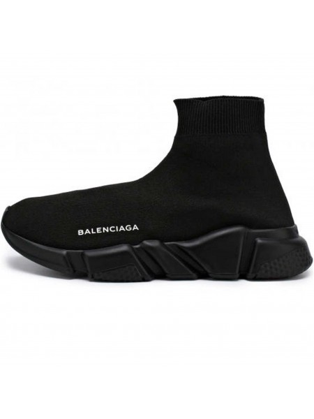 Кроссовки Balenciaga Speed Trainer All Black