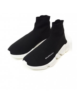 Кроссовки Balenciaga Speed Trainer Black/White