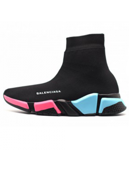Кроссовки Balenciaga Speed Trainer Black Multi