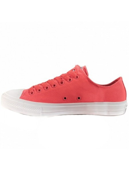 Кроссовки Converse All Star II Low Red/White