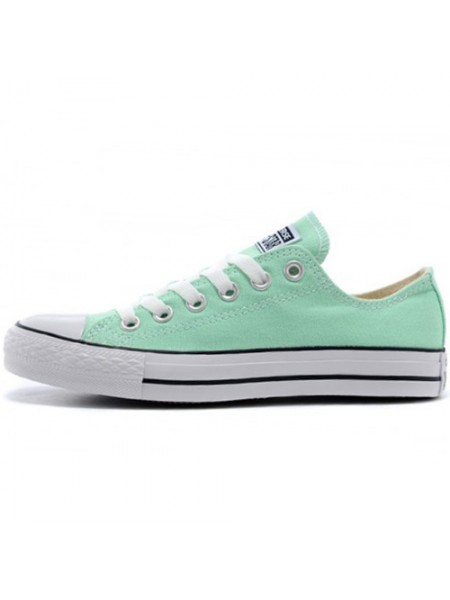 Кроссовки Converse All Star Chuck Taylor Low Lime