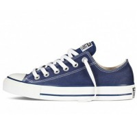 Converse All Star Chuck Taylor Low Blue купить