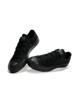 Кеды Converse All Star Chuck Taylor Low Black