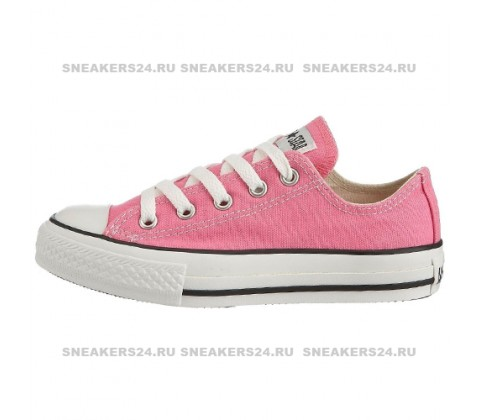 Кроссовки Converse All Star Chuck Taylor Low Pink