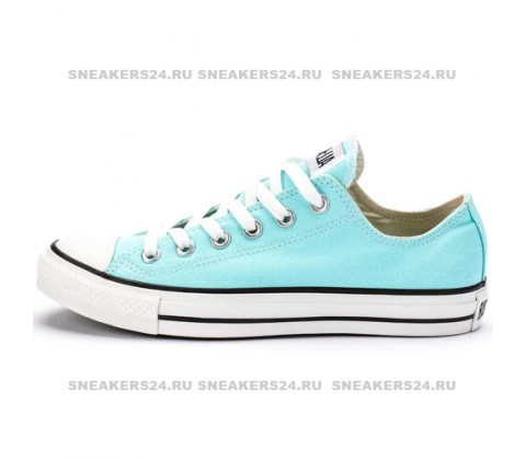 Кроссовки Converse All Star Chuck Taylor Low Turquoise