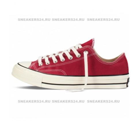 Красные Converse All Star Red