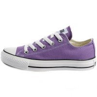 Кроссовки Converse Chuck Taylor All Star Low Purple