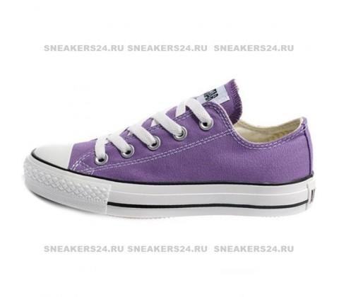 Кроссовки Converse Chuck Taylor All Star Low Purple