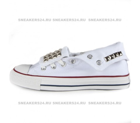 Кроссовки Converse Chuck Taylor All Star Rivets White