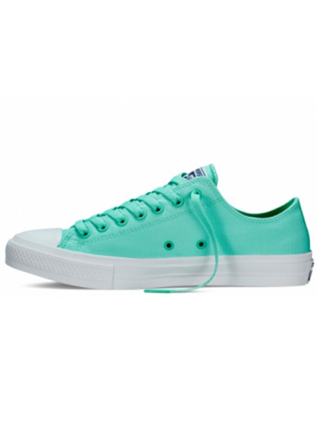 Кроссовки Converse Сhuck Taylor All Star II Turquoise