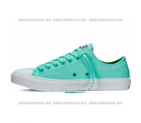 Кроссовки Converse Сhuck Taylor All Star II Turquoise