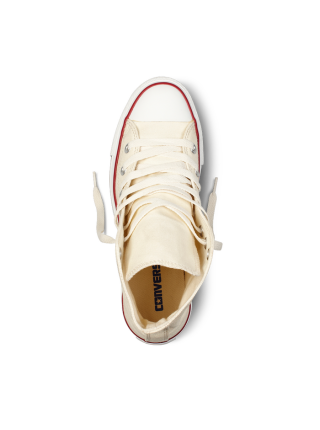 Кеды Converse All Star Chuck Taylor High Light Beige