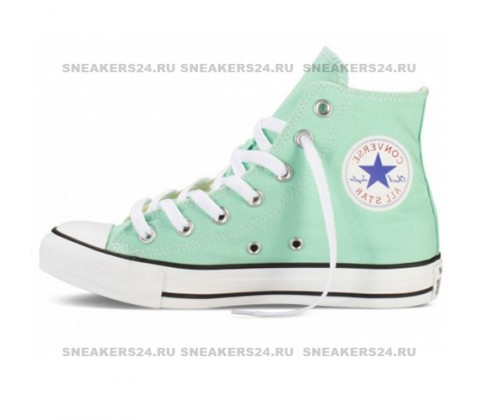 Кроссовки Converse All Star Chuck Taylor High Mint