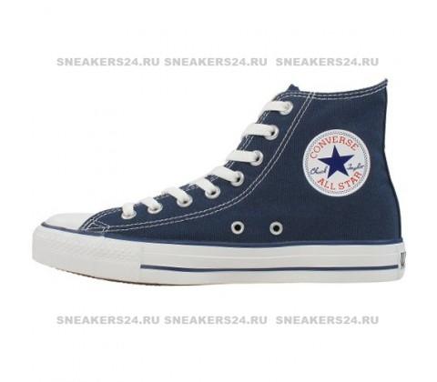 Кеды Converse All Star Chuck Taylor High Blue