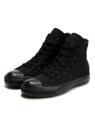 Кеды Converse All Star Chuck Taylor Hghi All Black