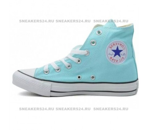 Кроссовки Converse All Star Chuck Taylor High Sky Blue