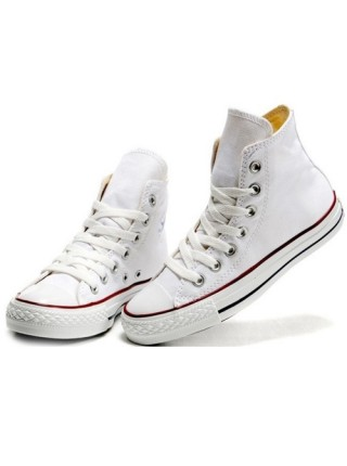 Кеды Converse All Star Chuck Taylor High White