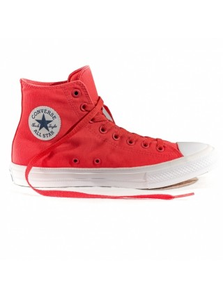 Кроссовки Converse Сhuck Taylor All Star II High Red