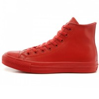 "Кроссовки Сonverse Сhuck Taylor All Star ""Rubber"" High Red"