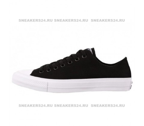 Converse Chuck Taylor All Star II Low Top Black