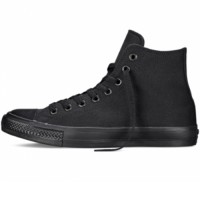 ЧЕРНЫЕ Converse Сhuck Taylor All Star II High All Black