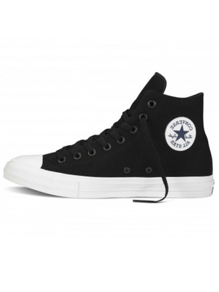 Converse Сhuck Taylor All Star II High Black