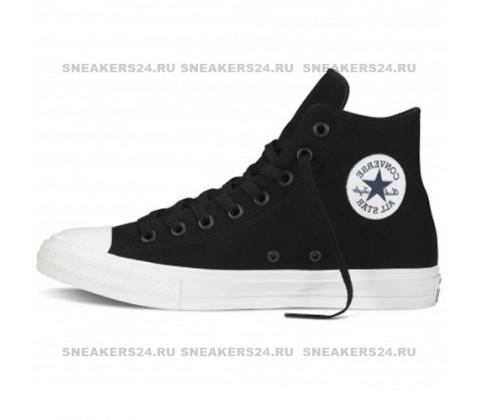Converse Сhuck Taylor All Star II High Black