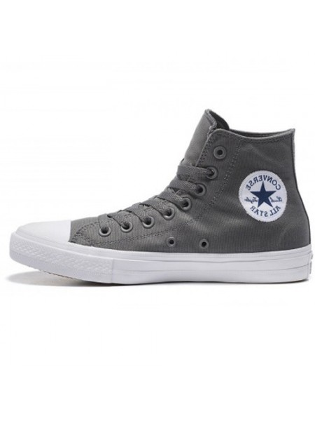 Converse Сhuck Taylor All Star II High Grey купить