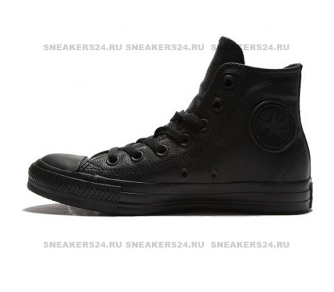 "Сonverse Сhuck Taylor All Star ""Rubber"" High Black"