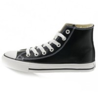 Кеды Сonverse Сhuck Taylor All Star Ox Leather High Black