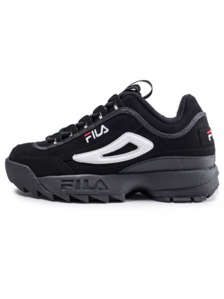 Кроссовки Fila Disruptor 2 Black Mens/Womens