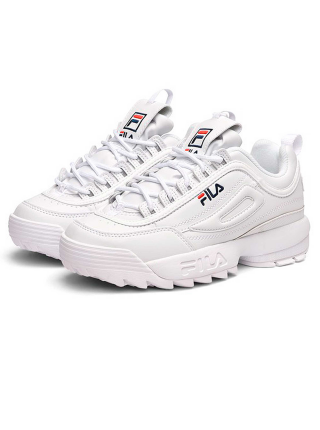 Кроссовки Fila Disruptor 2 Triple White