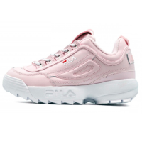 Кроссовки Fila Disruptor 2 Pink White Women's