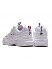 Кроссовки Fila Ray All White