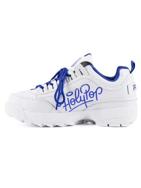 Кроссовки Fila Disruptor 2 Holipop White/Blue