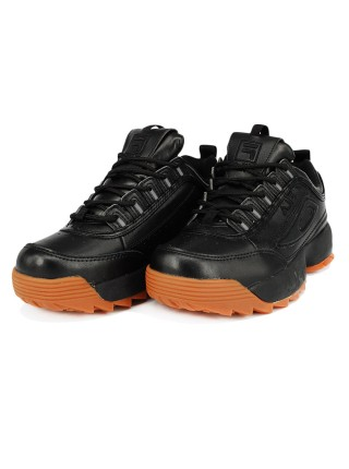 Кроссовки Fila Disruptor 2 Black/Brown