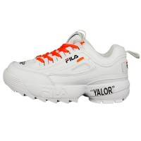 Кроссовки Fila Disruptor 2 x Off White White
