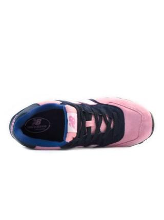 Кроссовки New Balance 574 Navy/Pink