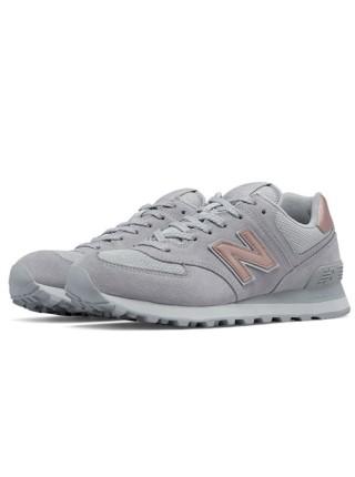 Кроссовки New Balance 574 Grey/Bronze