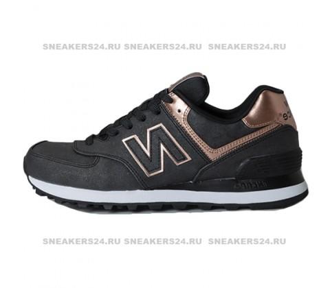 Кроссовки New Balance 574 Grey/Brown