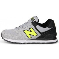 Кроссовки New Balance 574 Grey/Light Green